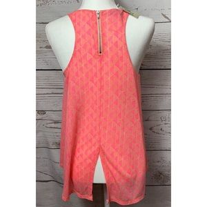 NWT American Eagle Outfitters Triangle Tank Top